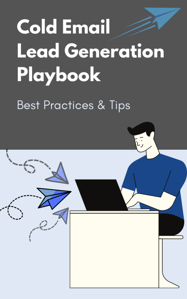 Download Ebook - cold email led generation playbook