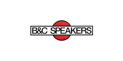 B & C Speakers