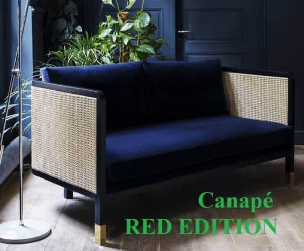 Canape-en-cannage