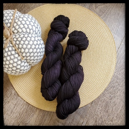 Pitch skeins