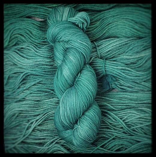 Wintergreen skein