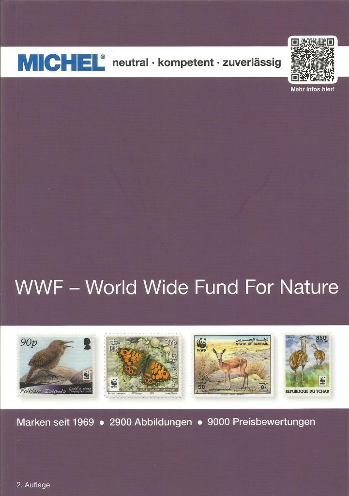 Michel WNF catalogus