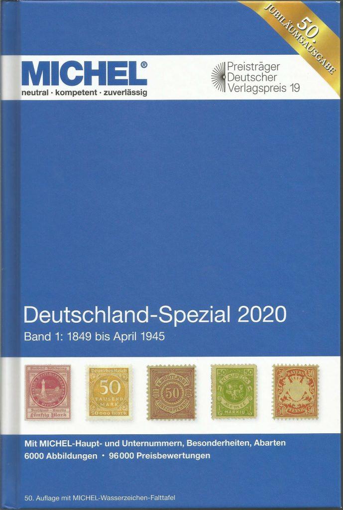 Speciaal catalogus Duitsland deel 1