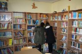 Unsere Schulbibliothek