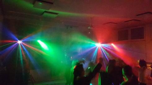 Turnschuh-Disco Februar 2017