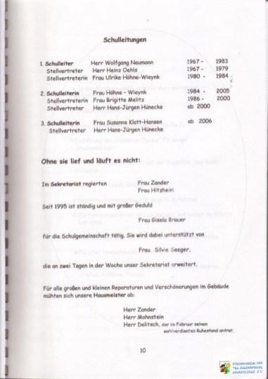 FV TEG Festschrift 40 Jahre TEG 14 WZ