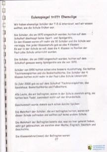 FV TEG Festschrift 40 Jahre TEG 31 WZ