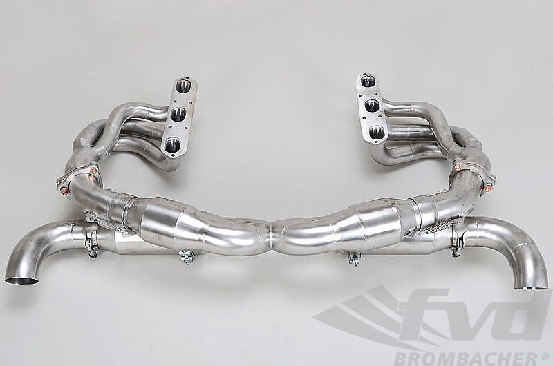 race exhaust system 996 2 brombacher
