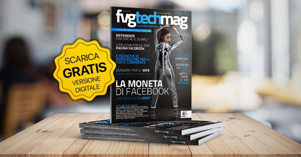 %name Scarica gratis FvgTech Magazine: Rivista di divulgazione tecnologica