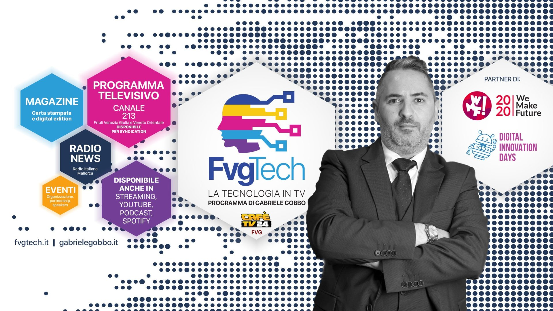 FB Cover fvgtech 1920x1080 FvgTech: Programma TV disponibile in Syndication