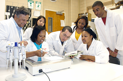 Twenty Five Scholarship of $16,000 available for Plant Science-Biotechnology major students