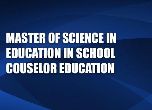 masterofscienceineducationinschoolcounseloreducation