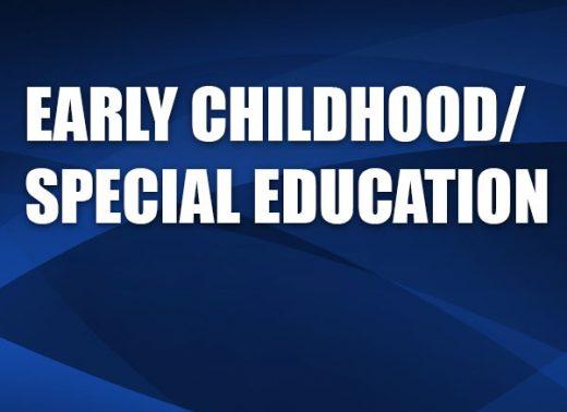 earlychildhoodspecialeducation