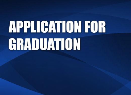 applicationforgraduation