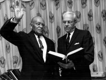 Austin T. Walden, FVSU alum and Georgia's first Black judge