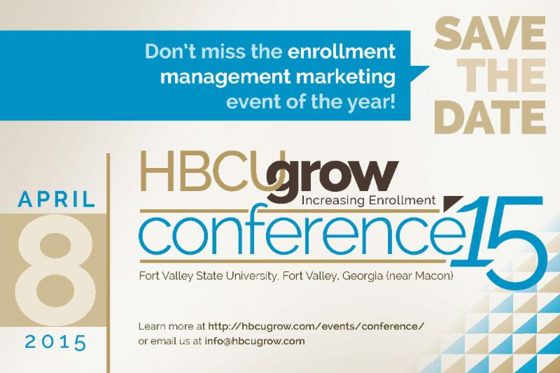HBCUgrow Conference '15 Focuses on Increasing Enrollment