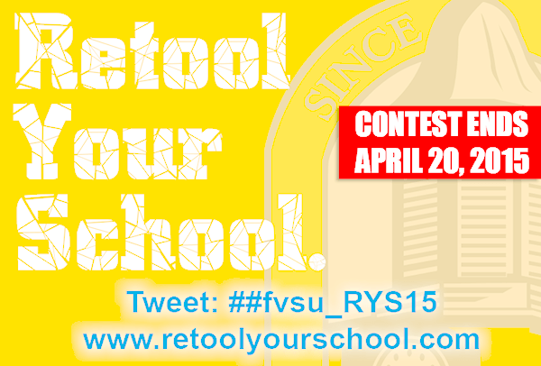 Fort Valley State University Named Finalist in 2015 Retool Your School Contest