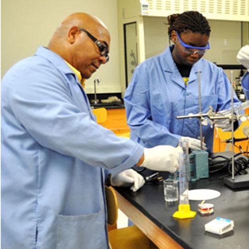 FVSU to offer minor degree in chemistry