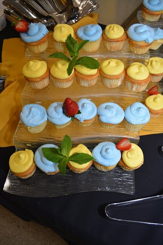 cupcakes at the 120th anniversary
