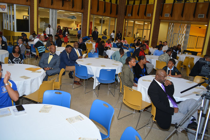 Audience at 120th Anniversary Celebration