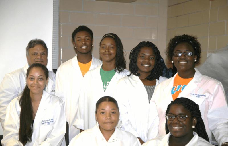 Eight FVSU biotechnology students complete summer research internships