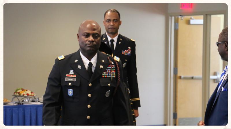 Wildcat Battalion gets new command leader