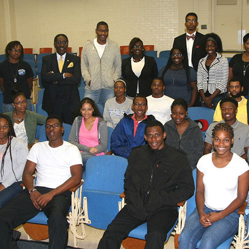 FVSU students learn about graduate opportunities
