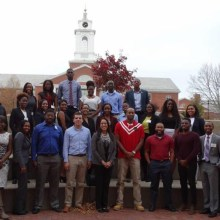 FVSU business students visit Bentley University to learn about Graduate Opportunities