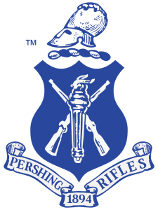 Pershing Rifles patch