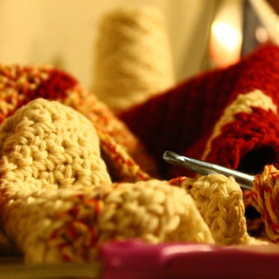Beauty in the Home: Crochet Dishcloths