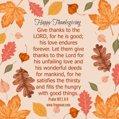 Happy Thanksgiving and Upcoming Break