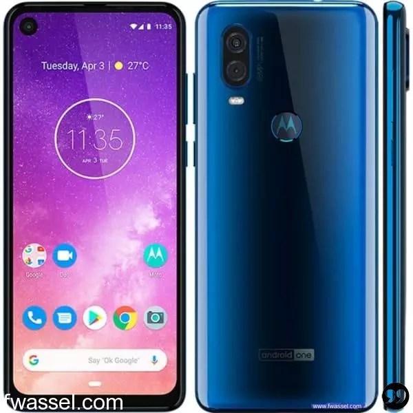 هاتف Motorola One Vision