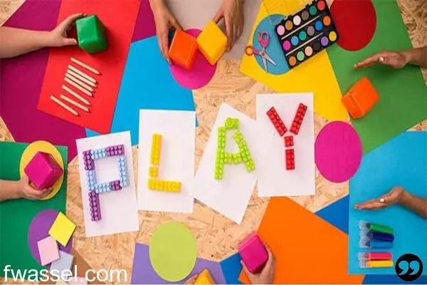 أفكار أنشطة تعليمية وترفيهية للأطفال