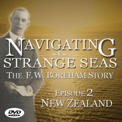 NAVIGATING STRANGE SEAS, Episode 2 - New Zealand