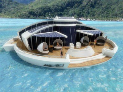 The Best Eco-Friendly Superyachts and Tenders