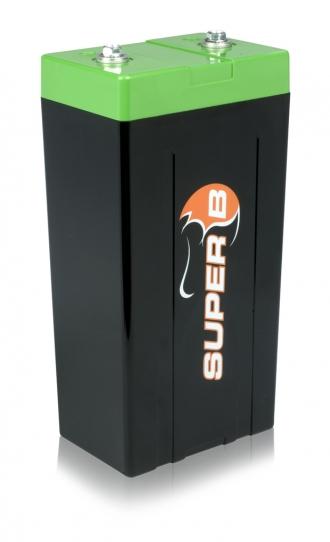 Super B Lithium batteries SB12V26E-FC