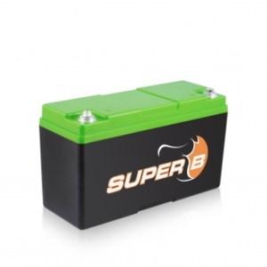 Super B Lithium batteries SB12V32E-SC