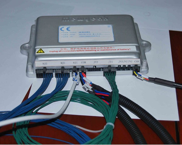 Battery Management System for LiFePO4 battery
