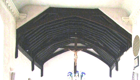 The Chancel Roof