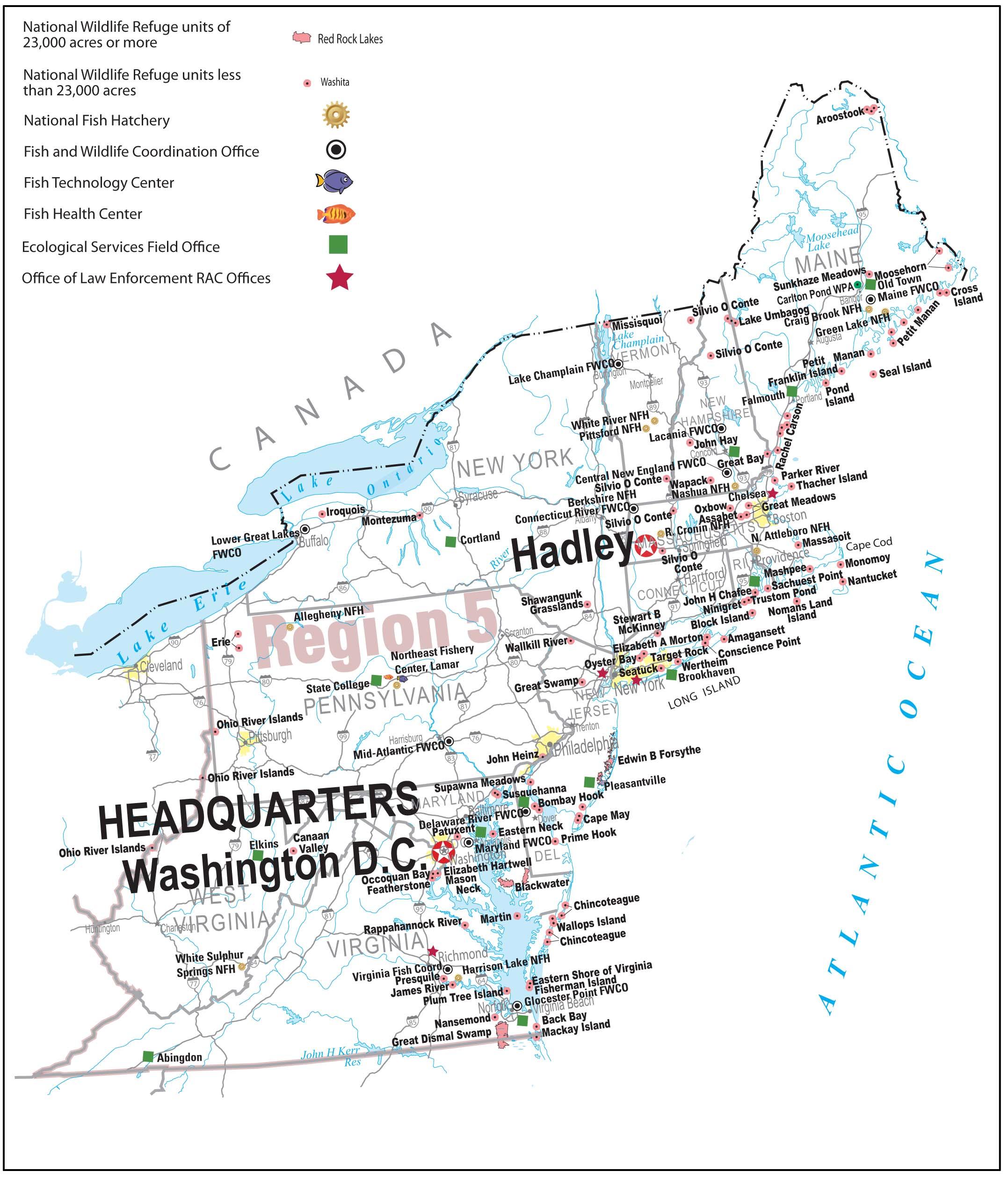 Region 5 Northeast Regional Wetlands Coordinator