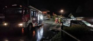 Wohnhausbrand in Schiers