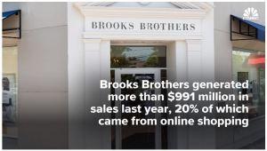 創業200年の老舗、米ブルックス・ブラザーズが破産。過去には米金融街ウォールストリート等で人気に。