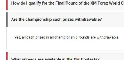 championship prizes withdrawal