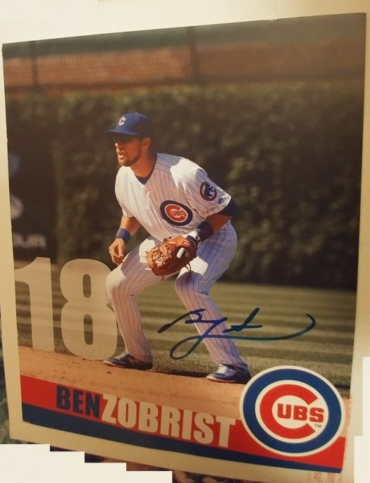 Ben Zobrist - Chicago Cubs