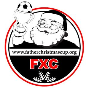 Father Christmas Cup Logo