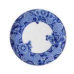 Vista Alegre Blue Ming Charger Plate Gien China Juliska Baccarat Crystal William Yeoward Christofle Silver