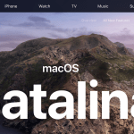 [Mac] Catalina 導入(更新)