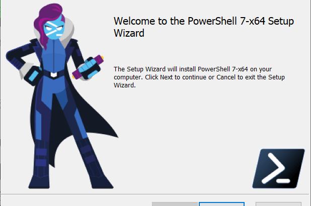 [ICT] PowerShell 7.1.0 (x64) 更新しました。