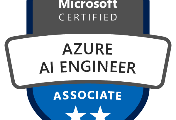 [ICT][MCP] Microsoft Certified: Azure AI Engineer Associate – AI-102 受験(合格)