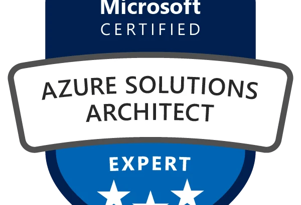 [MCP] Azure Solutions Architect Expert 認定を受けました